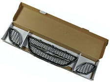 Saab 9-3SS Black Mesh & Chrome Surround Styling Grille
