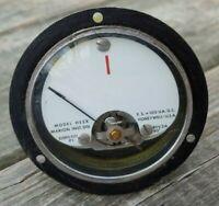 Vintage HONEYWELL Model HS2X Panel GAUGE Meter MARION INSTRUMENT DIVISION