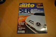 Sport Auto N°504 Mercedes SLR.Cayenne Turbo/Range V8
