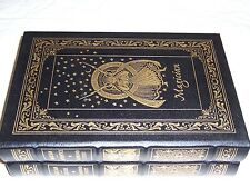 easton press Signed Magician Apprentice & Master by Raymond E. Feist in 2 vols