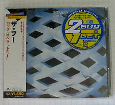 The WHO-TOMMY REMASTERED CD GIAPPONE OBI NUOVO! UICY - 6517 SEALED