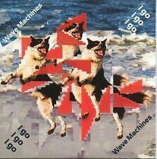 (AA816) Wave Machines, I Go I Go I Go - DJ CD