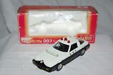 TOMICA DANDY MAZDA SAVANNA RX-7 RX7 POLICE MINT BOXED RARE SELTEN RARO!!