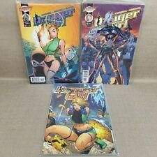 Danger Girl 5 6 1999 7 2001 Image Comics First Printing Campbell Hartnell Garner