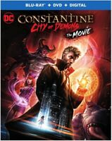Constantine: City of Demons: The Movie (DC) [New Blu-ray] With DVD, 2 Pack, Di