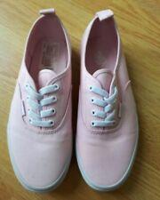 pink vans size 5