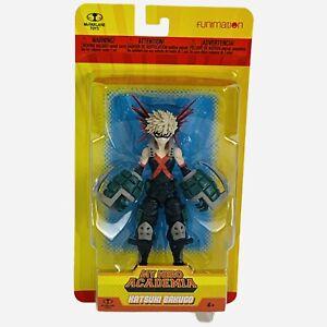 "Mcfarlane Toys My Hero Academia Katsuki Bakugo Anime Funimation 5"" Action Figure"