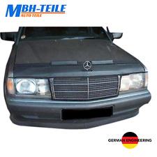 Bra Mercedes 190 W201 1983-1994 Haubenbra Motorhaubenbra Steinschlagschutz