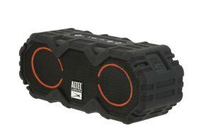 Altec Lansing Mini LifeJacket Jolt Black Portable Bluetooth Speaker with Lights