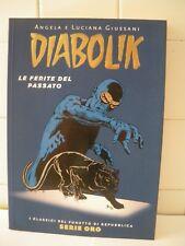 Diabolik n.4 Serie Oro I classici del fumetto  di Repubblica.(can)