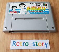 Super Famicom Captain Tsubasa IV JAP
