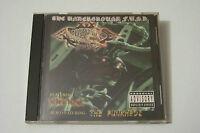 THE UNDERGROUND F.U.N.K. FEAT KID K.O. & THE FUNKHEDZ CD 1996