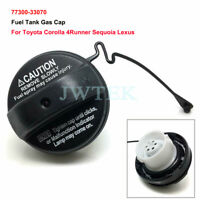 New 77300-33070 Fuel Tank Gas Cap Replacement For Toyota Corolla 4Runner Sequoia