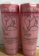 LANCOME Tonique Confort Rehydrating Toner-Dry Skin 2X1.6=3.4 Oz / 2X50=100 Ml