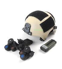 Hot Toys Seal Team 2 HALO Jumper 1:6 Scale Helmet + NVG + Strobe Light