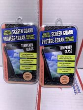 2 Pack Glass Protector Iphone X 11 Pro Screen Guard Tempered Easy Bubble Free