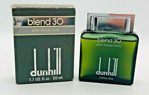 ALFRED DUNHILL Blend 30 after Shave Tonika Vintage Pour Homme 50 ML Rasierwasser