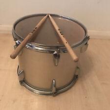 "More details for drum & sticks 12"" tom suit football protest rugby loud drum kit drumsticks sport"