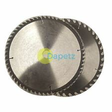 Circular Saw Blades/ 250mm 40 teeth & 60 medium/fine finish TCT Saw Disc Blades