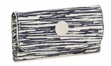 Kipling Supermoney Scribble Lines Large Purse/wallet