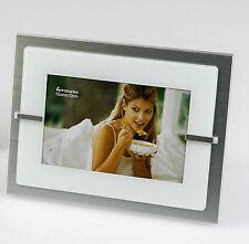 Fotorahmen Portraitrahmen matt mit Glaspassepartout In 2 Größen Formano 10cmx15cm 654304