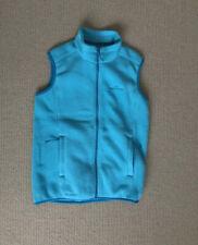 Girls KATHMANDU Fleece Vest, Light Blue Size 10, Warm Altica 200 Fleece.Exc Cond