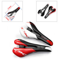 MTB Road Bike Saddle Mountain Bicycle Cycling Seat Cushion Pad Carbon Fiber