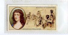 (Ja5705-100) Mitchell,Famous Scots,Annabella Drummond,1933#6