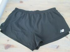 "New Balance elite 2"" sprinter-cut split running shorts, size XL"
