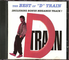 D-TRAIN - THE BEST OF - (FUNK PRELUDE) - FRENCH 1989 CD ALBUM [1047]