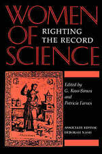 Women of Science: Righting the Record (Midland Book), Kass-Simon, G, Used; Good
