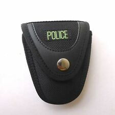 NEW MEN POLICE HANDCUFF NYLON CASE SECURITY GUARD DUTY SAFFTY BELT 2-3""