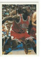 1996 Topps #277 Michael Jordan Chicago Bulls HOF