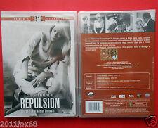 film,dvd,repulsion,roman polanski,catherine deneuve,yvonne furneaux,john fraser