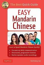 Easy Mandarin Chinese : Learn to Speak Mandarin Chinese Quickly! (Audio CD...