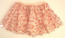 Epic Threads Mix Match Pink Gold Star Holiday Birthday Tutu Tulle Skirt Size 4T