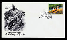 FDC UN New York #702 Endangered Species Ferret 32c ARTCRAFT U/A First Day 1997