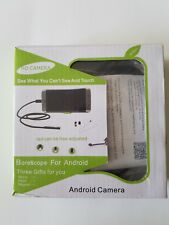 5M 6pc LED Android Endoscope Waterproof Snake Borescope USB Inspection Camera
