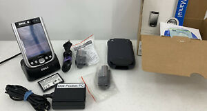 Dell Axim X51v - Docking Station, Charger, Extra Battery, Case, Manual & More