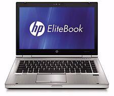 HP Compaq EliteBook 8460p Intel Core i7 2nd Gen 8 GB Ram 500GB HDD Win 7 Webcam