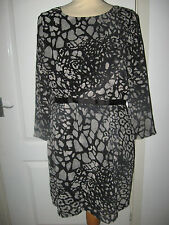 Topshop Animal Print Regular Size Dresses for Women