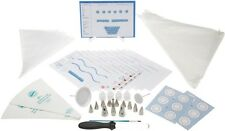 Wilton Method Of Cake Decorating Student Kit, Course 1, 42 Pieces