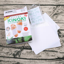 50 Cleansing Detox Foot Pads Patches KINOKI *As Seen On TV Kiyome