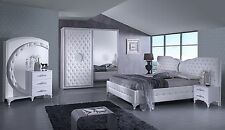 Antalia luxurious 6 piece bedroom set