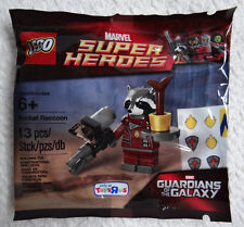 New Lego Marvel Super Heroes Guardians of the Galaxy Rocket Raccoon 5002145