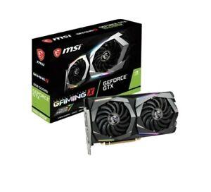 BRAND NEW MSI GeForce GTX 1660 SUPER GAMING X 6GB GPU