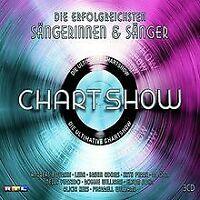 Die Ultimative Chartshow - Sängerinnen & Sänger von Various | CD | Zustand gut