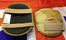 NEW British Army Large Desert Knee / Elbow Protective Pads NSN 8415-99-371-1171