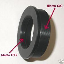 """ETX   Adaptal  filetto S/C Ø 2"""" Meade Celestron ecc. ID 2710"""