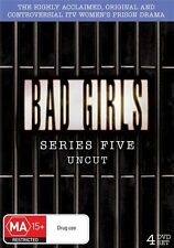 Bad Girls : Series 5 (DVD, 2011, 4-Disc Set) REGION 4 NEW SEALED *